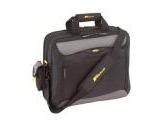 "Targus Black/Gray/Yellow 17"" CityGear Los Angeles Notebook Case Model TCG417 (: TCG417)"