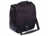 "Kensington Black 15"" SaddleBag Notebook Carrying Case Model 64079 (KENSINGTON: 64079)"