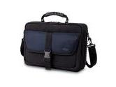 """Targus Black/Blue 15.4"""" BlackTop Deluxe Notebook Case Model CBT400 (Targus: CBT400)"""