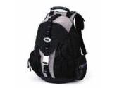 """Targus Platinum/Black 16"""" Sport Deluxe Notebook Backpack Model TSB312 (: TSB312)"""