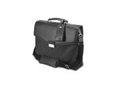 ThinkPad Black Carrying Case - Leather Attache Model 73P3600 (Lenovo: 73P3600)