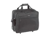"Targus Black 17"" Rolling Travel Notebook Case Model TCG717 (Targus: TCG717)"