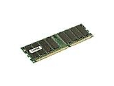 Crucial 2GB (2 x 1GB) DDR 333 (PC 2700) Dual Channel Kit Desktop Memory (Lexar Media: CT2KIT12864Z335)