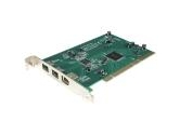 StarTech.com 3PORT FIREWIRE 1394B 800 IEEE I.LINK PCI CARD (StarTech.com: PCI1394B_3)