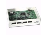 CABLES TO GO 29553 USB 2.0 Hi-speed Front-bay Hub 4-port (Cables to Go: 29553)