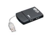 TRIPP.LITE U222-004-R 4-Port USB2.0 Certified Ultra-Mini Hub (Tripp Lite: U222-004-R)
