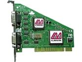 Cables To Go Lava Dual DB9 Serial Card PCI 2-Port (Cables to Go: 16639)
