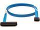 HP HEWLETT PACKARD  SAS MIN-MIN 1 X 4M CABLE