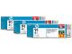 HP HP 91 3-ink Cyan Cartridge Multipack