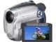 Canon DC210 35X Zoom DVD Camcorder