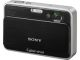 "Sony's T Series Cybershot Digital Camera with 8.1 Megapixel Super HAD CCD, 4GB of Internal Memory & Large 2.7"" Touch Screen LCD - Black"