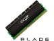 OCZ Blade PC2-6400 4GB 2X2GB DDR2-800 CL4-4-3-15 240PIN Dual Channel Memory Kit