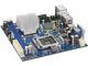 Intel Desktop Board DG45FC Socket 775 Intel G45 Chipset Intel GMA X4500HD with DVI-I/HDMI Support 5x SATA 3.0Gb/s 1x eSATA GigaLAN 7.1Ch HD Audio 10x USB 2.0 Core 2 Duo Support Mini-ITX