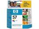 HP #57 Tricolor Inkjet Cartridge