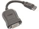 Lenovo DisplayPort to Single Link DVI-D Monitor Cable 7.8IN