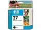 HP #27 Black Inkjet Cartridge