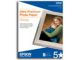 Glossy photo paper - 8.5 in x 11 in - 50 sheet