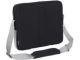 "Targus Fusion Laptop Slipcase - Notebook carrying case - 15.4"" - black"