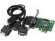 DP CYBERSERIAL 4S PCIE 4PT SER PCIE