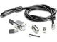 HP PV606AT Business PC Security Lock Kit (with cable)