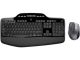 Logitech Wireless Desktop MK710 Keyboard & Pointing Device Kit USB Wireless Keyboard - USB Wireless Mouse - Laser