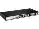 D-Link WebSmart DES-1210-28 Ethernet Switch - 28 Port - 2 Slot 24 - 10/100Base-TX, 4 - 10/100/1000Base-T - 2 x SFP