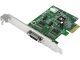 SIIG CyberSerial JJ-E20011-S3 Multiport Serial Adapter PCI Express x1 - 2 x DB-9 RS-232 Serial Via Cable - Plug-in Card