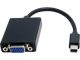 StarTech Mini DisplayPort to VGA Video Adapter MDP2VGA