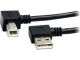 3FT USB A to B Right Angle USB Cable