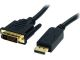 StarTech 6 ft DisplayPort to DVI Cable DP2DVI2MM6