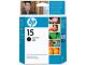 HP - HP Ink 15 Black Inkjet Print Cartridge for HP Deskjet 810C/812C/840C/842C