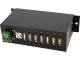 Startech Mountable Rugged Industrial 7PORT USB2.0 Hub
