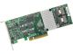 3WARE 9750-8I 8 Port 6Gbps PCIEx8 512MB Low Profile SAS/SATA/RAID Controller Card With Cables