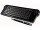SolidTek Black 2.4GHz Wireless Keyboard with Trackball