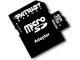 Patriot LX Class 10 microSDHC 16GB Flash Memory Card With SD Adapter