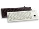 CHERRY G84-5400LUMEU-2 Black Keyboard with Integrated 400 dpi Optical Trackball