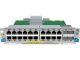 HP 20 Port Expansion Module Gigabit Ethernet + 2 X SFP+ for HP E5406  E5412  E8206  E8212