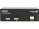 StarTech SV231HDMIUA 2 Port USB HDMI KVM Switch w/ Audio & USB 2.0 Hub