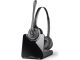 Plantronics CS 520 Wireless Headset OVER-THE-HEAD Binaural DECT 6.0