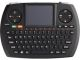 Interlink Electronics VP6364 Black RF Wireless Touchpad Keyboard