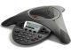 Polycom Soundstation IP 6000 IP Conference Station SIP W/ Power Supply RJ45 Headset 2 X RJ-9