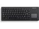 CHERRY G84-5500 Black Corded XS TOUCHPAD Compact Keyboard