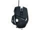 MadCatz Cyborg R.A.T. 7 6400 DPI Laser Gaming Mouse PC/MAC Compatible - Matte Black