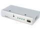 StarTech 4 Port DisplayPort Video Switch with Audio & IR Remote Control VS421DP