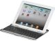 Hipstreet iPad 2/3/4 Case Bluetooth Multimedia Keyboard Aluminum Housing Sliver