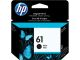 HP ML 61 Black Ink Cartridge