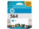 HP 564 Cyan Ink Cartridge CB318WN#140