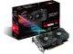 ASUS Radeon RX 460 ROG Strix 4GB OC Edition 1236/1256 MHz 4GB 7000 MHz GDDR5 HDMI DP Video Card